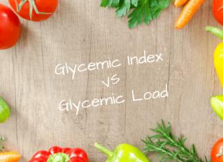Glycemic index glycemic load carbs diabetes diet