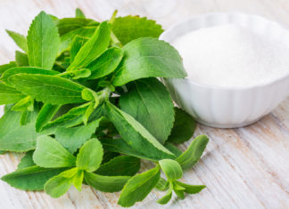 stevia natural sweetener diabetes diet