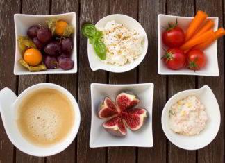 Balance diet for diabetes