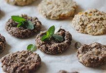 diabetes diet christmas recipe oats cinnamon chocolates