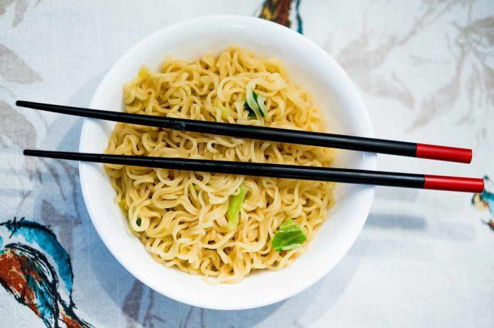 diabetes diet instant noodles pasta maggi