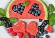 heart health diet fruits