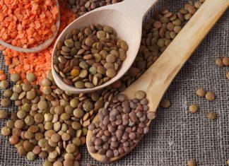 high blood pressure treatment diet lentils dal